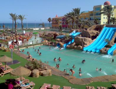 Hotel Zoraida Park en Roquetas de Mar