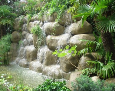 Estanque en Pedralves