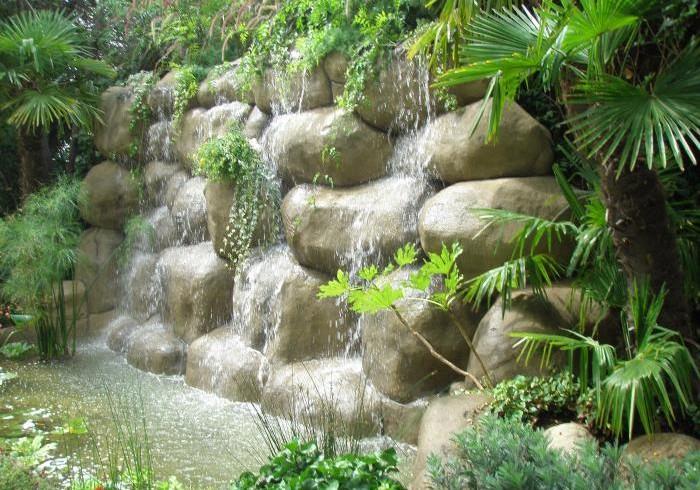 Piscinas y estanques portfolio categories rocas art - Estanques para jardines ...