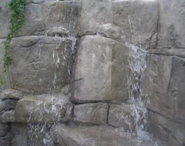 Decoración de estanque