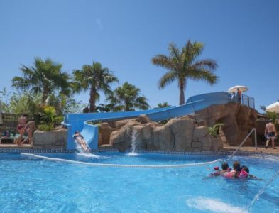 Piscina Hotel Victoria Playa