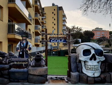 Minigolf Hotel Rosamar Garden